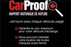 CarProof disponible